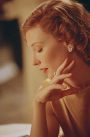 Cate Blanchett, premiata per <i>The Aviator</i>