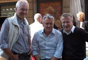 Sigi Rothemund, Henry Hubchen e Veit Heinichien