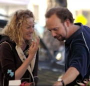 Virginia Madsen e Paul Giamatti in <i>Sideways</i>